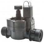 """100.1560916 Клапан електромагнитен RN 155 PLUS 1""""MxUNION W/FC 24 VAC - 1"""" мъжка резба /холендър с рег. на дебита 24 VAC"""