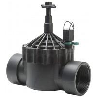 """100.1803510 Клапан електромагнитен RN 180 3""""M 24 VAC - 3"""" мъжка резба с рег. на дебита със соленоид на 24 VAC"""