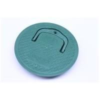 125.0125010 Капак за шахта PZC RN 25 EzOpen, кръгла, със заключваща се дръжка