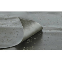 37205 Фолио ALFAFOL 1.0 mm PVC liner, размер: 25м x 4м, 100 м2 ролка olive green