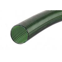 """36500 Маркуч спирален, зелен 2"""" (6 атм.), 20 м ролка"""