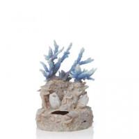 46121 Декорация biOrb Coral reef ornament коралов риф , син