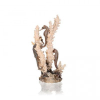 55039 biOrb seahorses on coral natural M