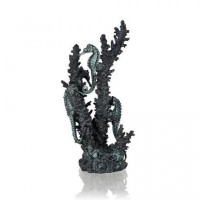 55062 biOrb seahorses on coral черен M