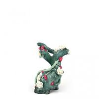 46144 Декорация biOrb Flower trunk ornament дънер с цветя , зелен