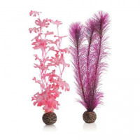46082 Растения комплект biOrb Kelp морски водорасли , среден, розов