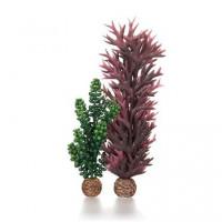 55073 biOrb seapearls и kelp olive green