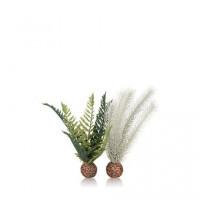55075 biOrb thistle fern сив, green S