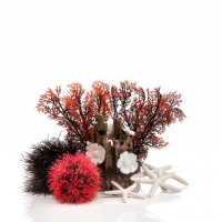 48442 Комплект за декорация biOrb Decor Set - 15L Red Forest