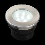 """2520601 Осветително тяло """"Brevus"""" LED бял, 12V, 1 Watt, IP68"""