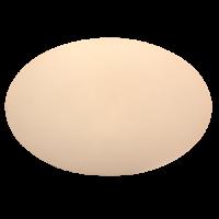 """2566451 Осветително тяло """"Oval 28"""" - RGB декоративно осветление, бял"""