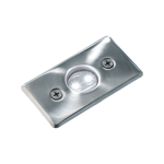 """3038601 Осветително тяло """"Axis"""" LED бял, 12V, 0.3 Watt, IP68"""