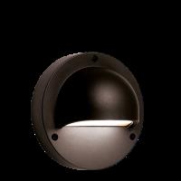 """3132011 Осветително тяло """"Deimos"""" 'LED бял топъл, 12V, 1 Watt, цвят черен"""
