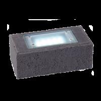 """3541531 Осветително тяло """"Exillis"""" LED бял, 12V, 2 Watt, IP68"""