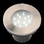 """4005601 Осветително тяло """"Hibria"""" LED бял, 12V, 2 Watt, IP68"""