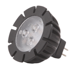 6193011 Крушка MR16 Power LED warm white 12V 3W GU5.3
