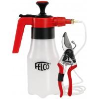 FELCO 19 Лозарска ножица FELCO 8 със система за впръскване на препарат за дезинфекция след извършване на всеки срез