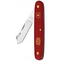 3.90 40 Ножче за изрязване и присаждане на калеми, пластмасова дръжка, алуминиева облицовка отвътре
