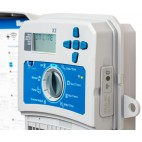 """X2401E Програматор вън. """"X2""""- 4 станции, с възможност за Wi-Fi интернет комуникация + трансф. 24~230V EU стандарт"""